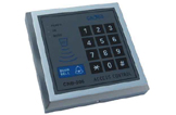 Read card password access control panel